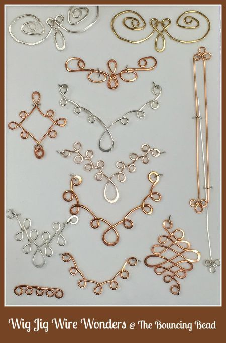 wire jig templates - Google Search...