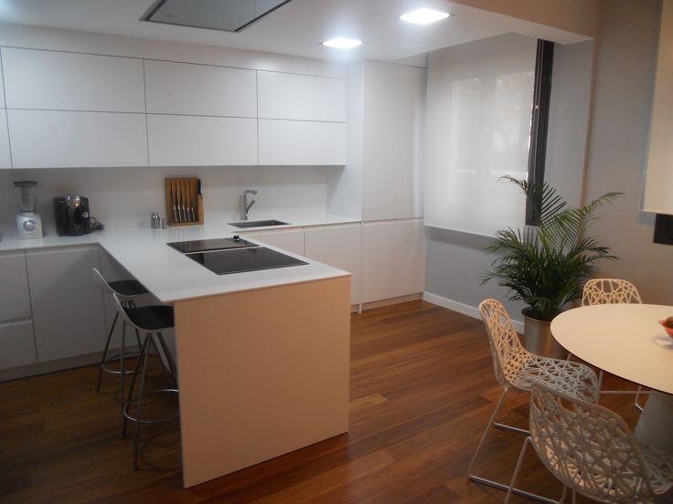 de cocina en Zaragoza Diseño Luogo Reformas y Muebles de cocina