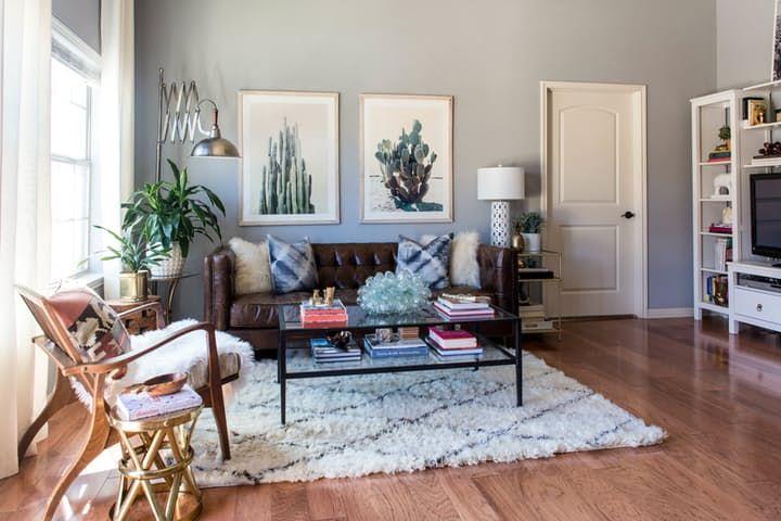 Экскурсия по дому: Остин дом с калифорнийскими прохладный Стиль | квартира терапия