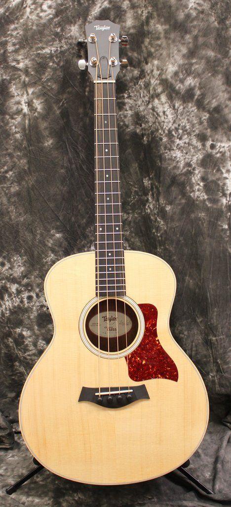 Taylor GS Mini-e Acoustic-Electric Bass Regular Natural w/Gigbag
