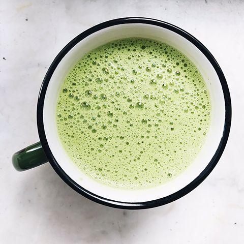 ¿Ya has probado el té Matcha Latte? Además de estar riquísimo, te ayuda a regenerar tu flora intestinal.