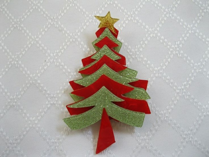 342 best Brooches - Christmas Trees images on Pinterest ...