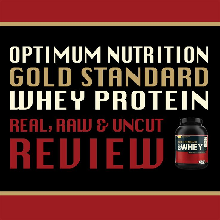 Optimum Nutrition: Gold Standard Whey Protein - https://morellifit.com/optimum-nutrition-gold-standard-whey-protein/
