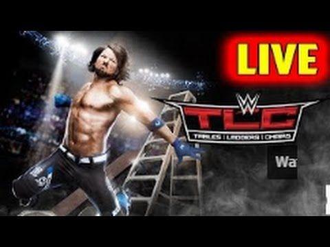 WWE TLC 4 December 2016 Live Stream - Watch WWE TLC 04/12/2016 Live Stre...