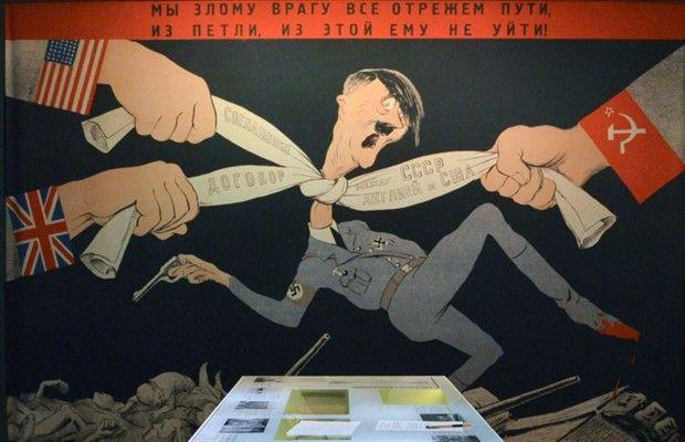 Adolf Hitler'in Ölümü ve Ardında Bıraktığı Çok İlginç Komplo Teorileri