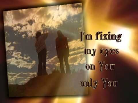 Fixin my eyes on you song video