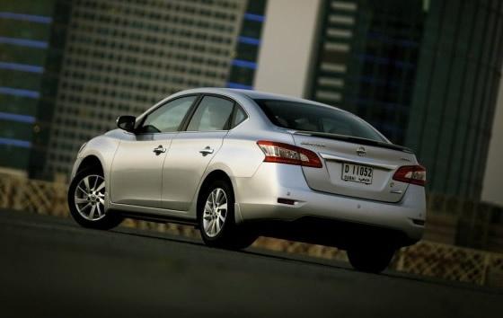 New Nissan Sentra 2013 model