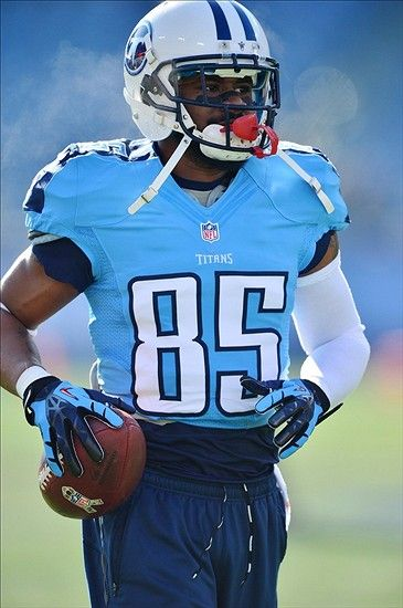 Nate Washington - Tennessee Titans - WR