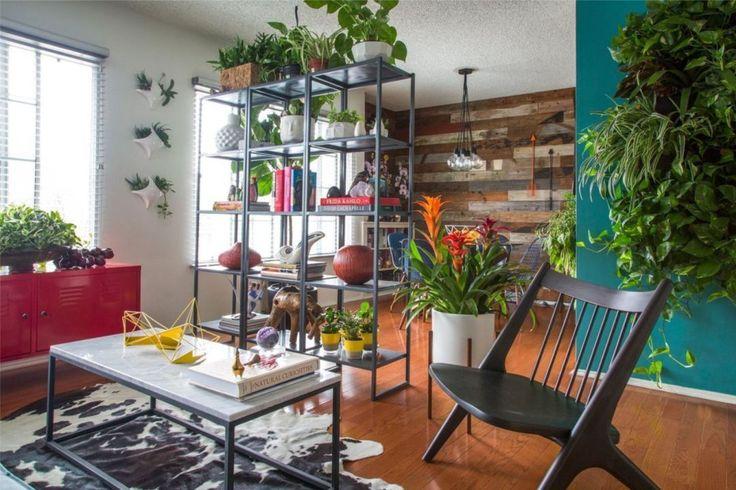 39 besten Indoor greenery Bilder auf Pinterest Klimaanlagen - wohnzimmer offene decke
