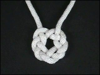 Waldorf ~ 4th grade ~ Norse Mythology ~ Form Drawing ~ Handwork ~ Keyhole Knot