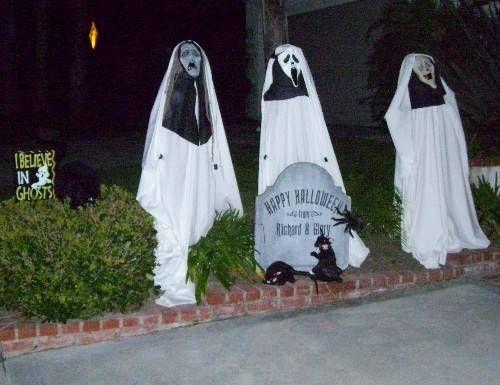62 spooktacular diy halloween decorations - Creative Halloween Decorating Ideas