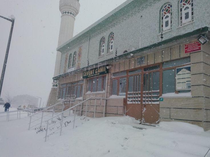Levent mosque-Constructive: Citizens-Year built: 2008-Levent neighborhood-Bandırma