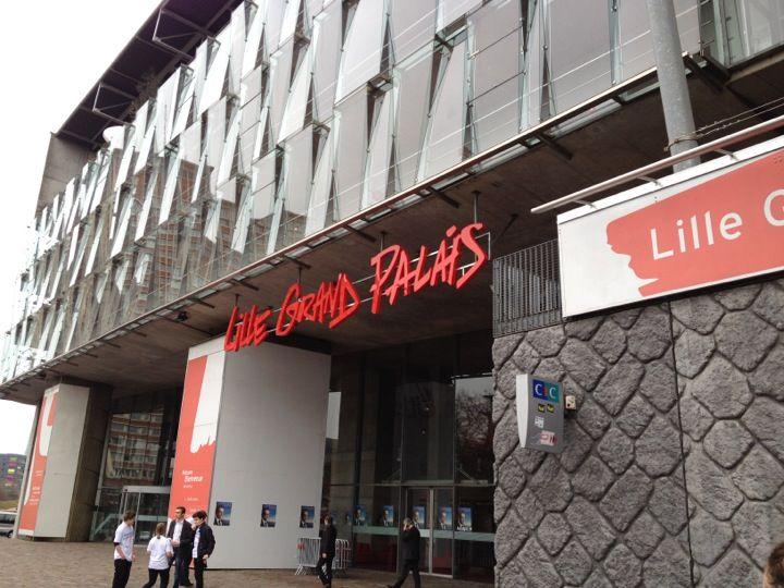 Lille Grand Palais à Lille, Nord-Pas-de-Calais