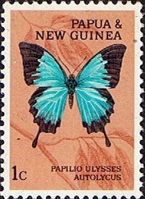 Papua New Guinea 1966 Butterflies SG 82 Fine Mint Scott 209 Other European and British Commonwealth Stamps HERE!