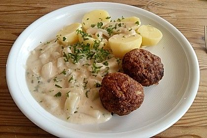 Kohlrabi-Gemüse mit heller Sauce, ein sehr leckeres Rezept aus der Kategorie Gemüse. Bewertungen: 68. Durchschnitt: Ø 4,4.