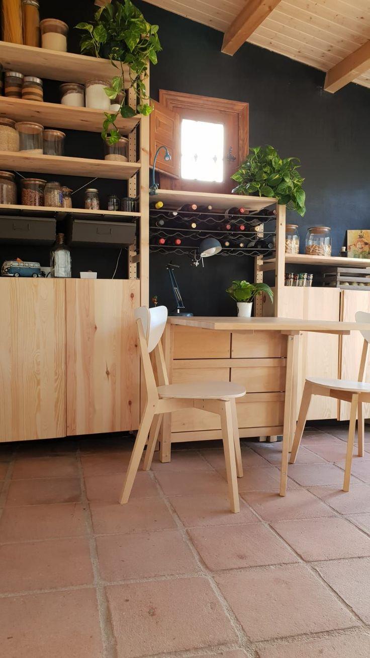 Best kitchen with Ivar IKEA - Best kitchen with Ivar IKEA ...