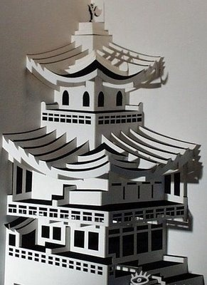 ingrid siliakus templates - 1000 images about arquitectura en papel pop up on