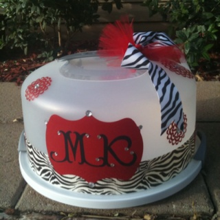 Cake Carrier Target Best 47 Best Cake Carrier Ideas Images On Pinterest  Cricut Vinyl Inspiration