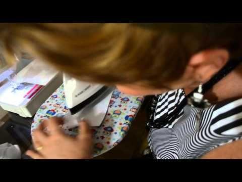DIY : Colocando o colarinho simples na camisa - Aula 50.4 - YouTube