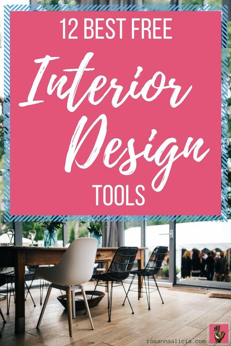 12 Best Free Interior Design Tools