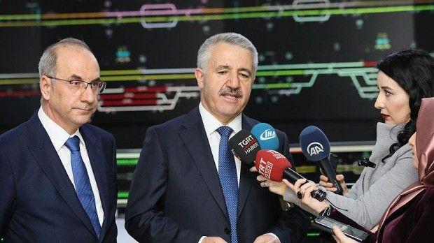 Ulaştırma, Denizcilik ve Haberleşme Bakanı Arslan, Doğu Ekspresi'ne yönelik talebi değerlendirerek, 'Biz vagon ilave etmeye devam edeceğiz. Bu ilgi bizi de memnun ediyor, vatandaşımız da memnun.' dedi.