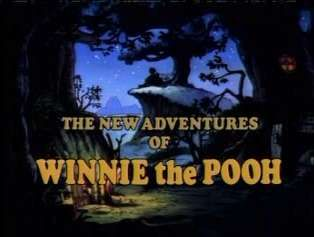 The New Adventures of Winnie the Pooh- Still have my pooh movies!!
