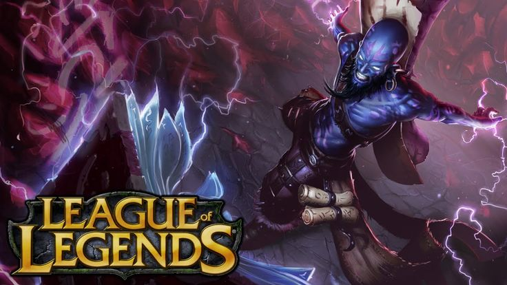 League of Legends Mage Ryze 'All Your Scrolls Are Belongz To Me'