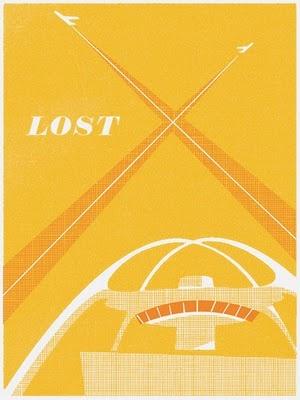 LOST LAX