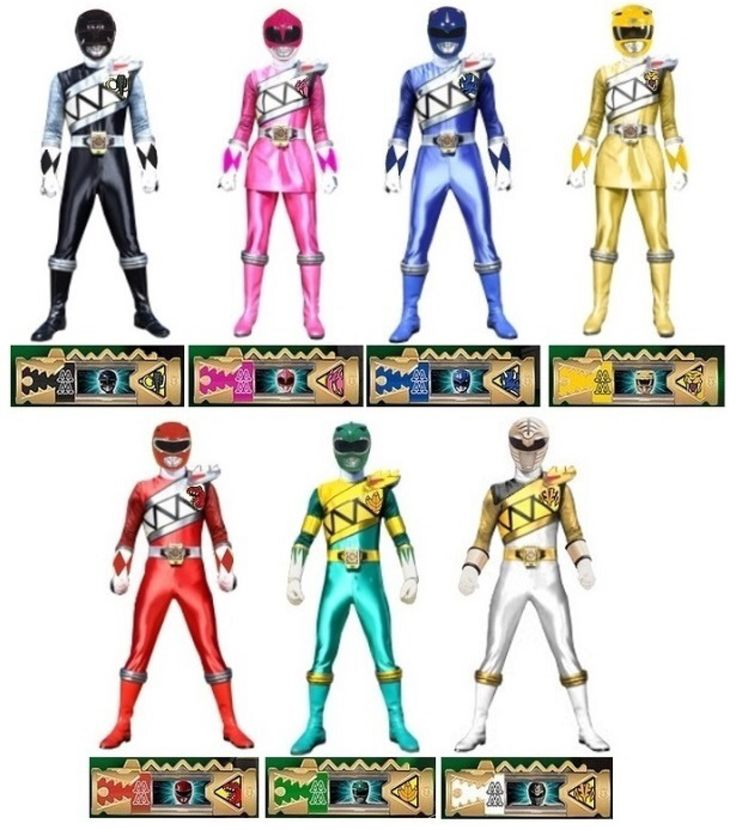 Mighty morphin dino charge rangers by greencosmos80 on deviantart go go pinterest - Sonic power rangers dino charge ...