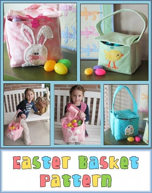 25 Cute and Creative Homemade Easter Basket Ideas - DIY & Crafts