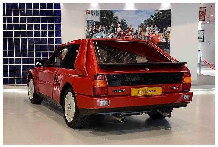 Lancia Delta S4 Stradale Rear 3/4