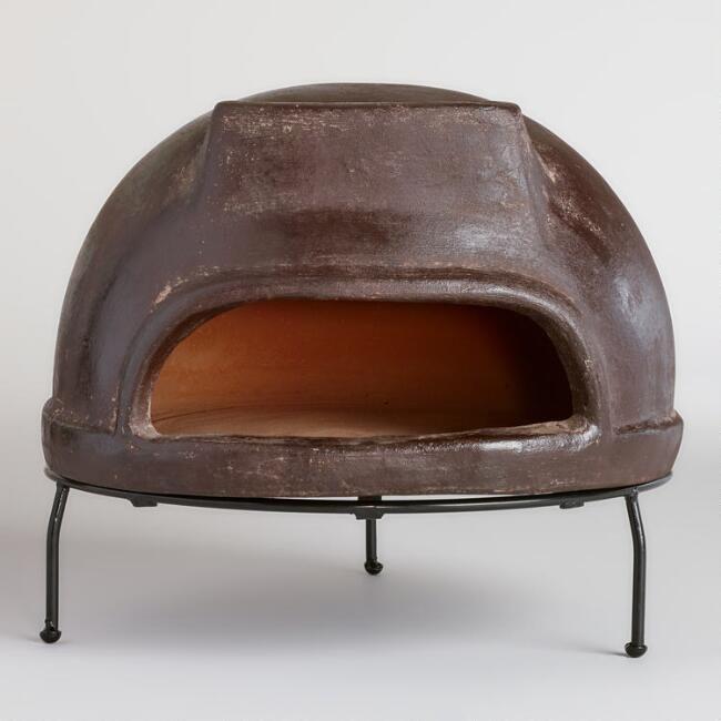 Terracotta Pizza Oven - v2