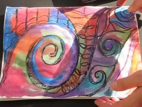 Koru Spiral plant by Lorri Part 2