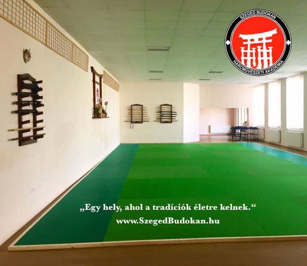 KEZDJ VALAMI ÚJBA!  ****** A Szeged Budokan Harcművészeti Akadémia számos edzési lehetőséget kínál saját, jól felszerelt edzőtermében. Legyél egy támogató közösség része, ahol lehetőséged nyílik nemcsak az önvédelmi tudásod fejlesztésére, hanem az önbizalmad növelésére is. Szegeden egyedülálló módon az alábbi 4 harcművészeti stílus közül választhatsz: Seibukan Jujutsu (Felnőtt, Junior és Kölyök), Enshin Itto Ryu Battojutsu (Japán Kardművészet), Bujinkan Budo Taijutsu (Ninjutsu).
