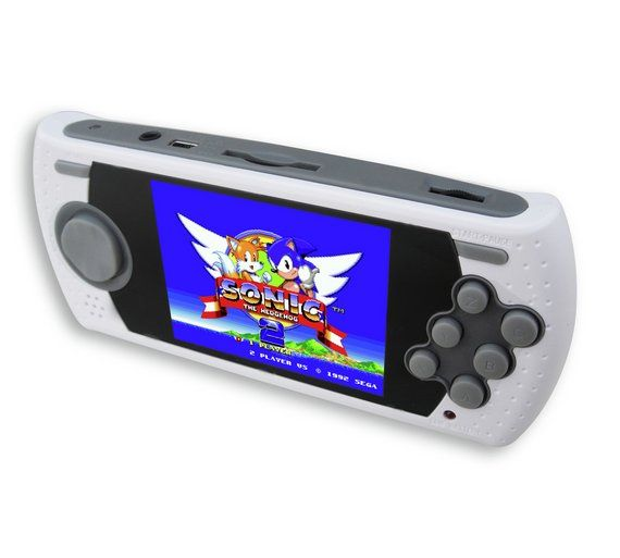 Buy Sega Portable Console with 80 Built-In Games at Argos.co.uk, visit Argos.co.uk to shop online for Gadget and novelty gifts, Gifts