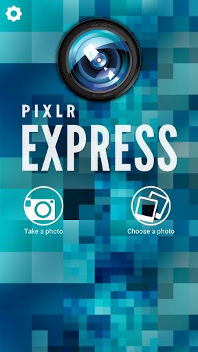 Prueba Pixlr Express, editor versátil de fotos para iOS y Android.