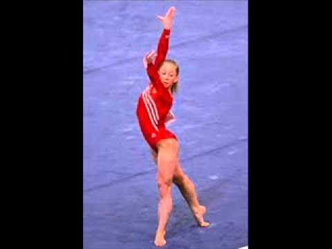Gymnastics Floor Music   Sandstorm   YouTube