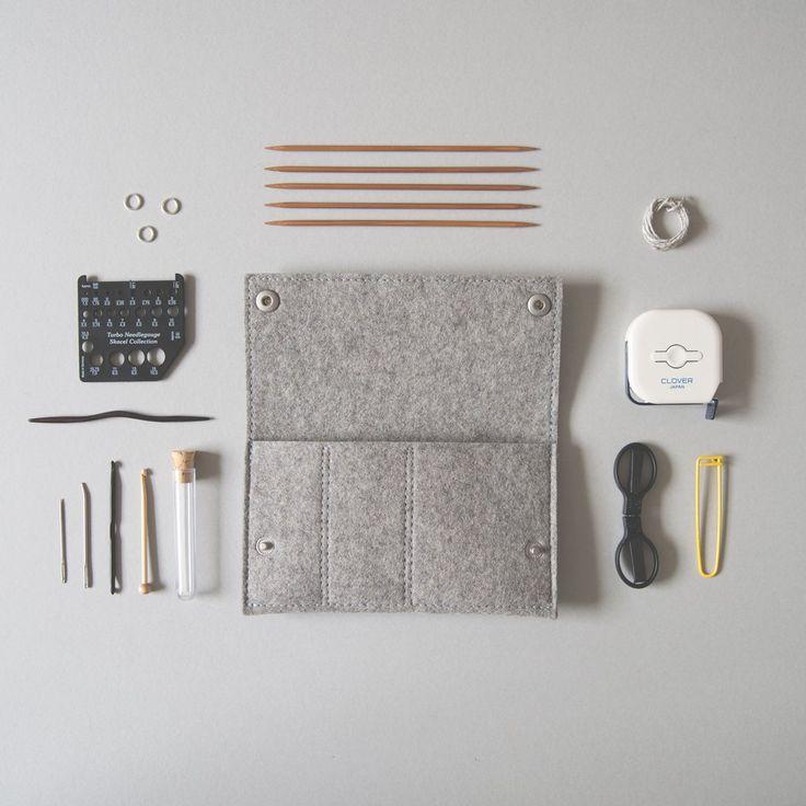 Mini Knit Wallet