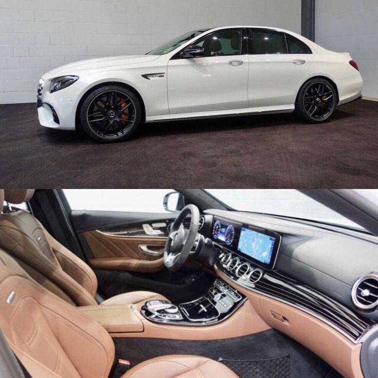 """49 Likes, 1 Comments - Karabakh Motors (@karabakhmotors) on Instagram: """"---FOR SALE--- - Mercedes  Model: E63 AMG/S  Model Year: 2017 Used: 0 km  Exterior : White…"""""""
