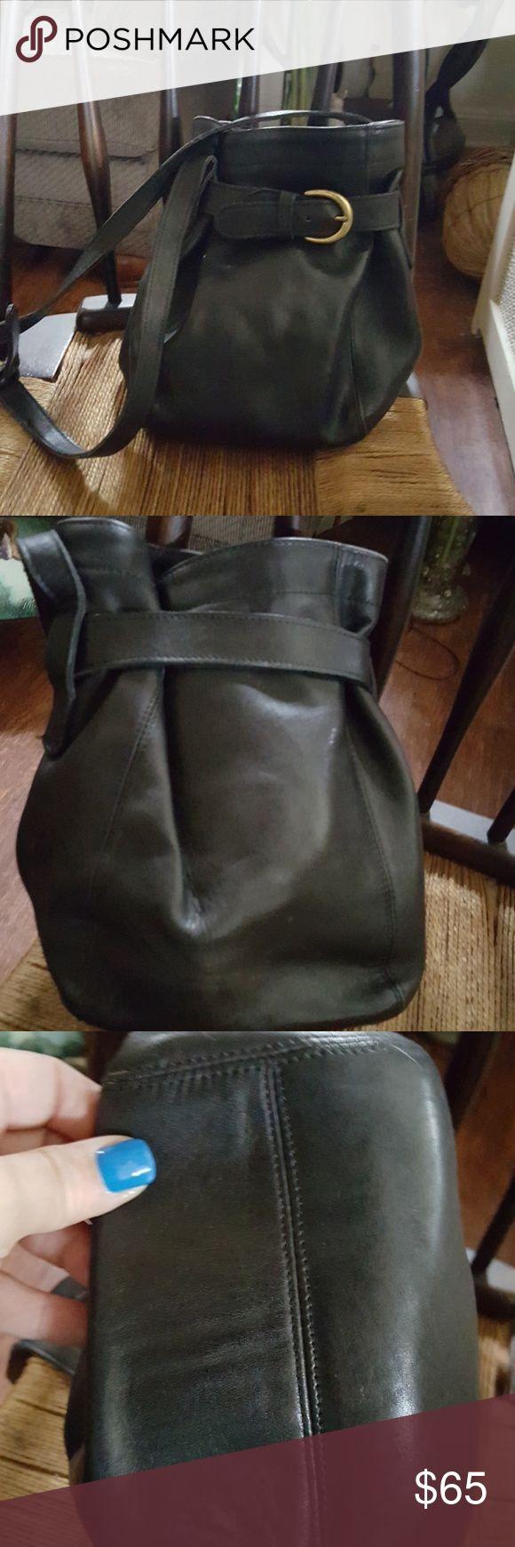 Fab vintage coach bag