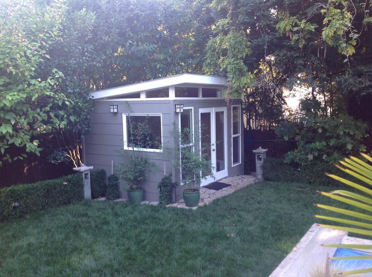 tiny backyard home office. modernshed home office backyard tiny