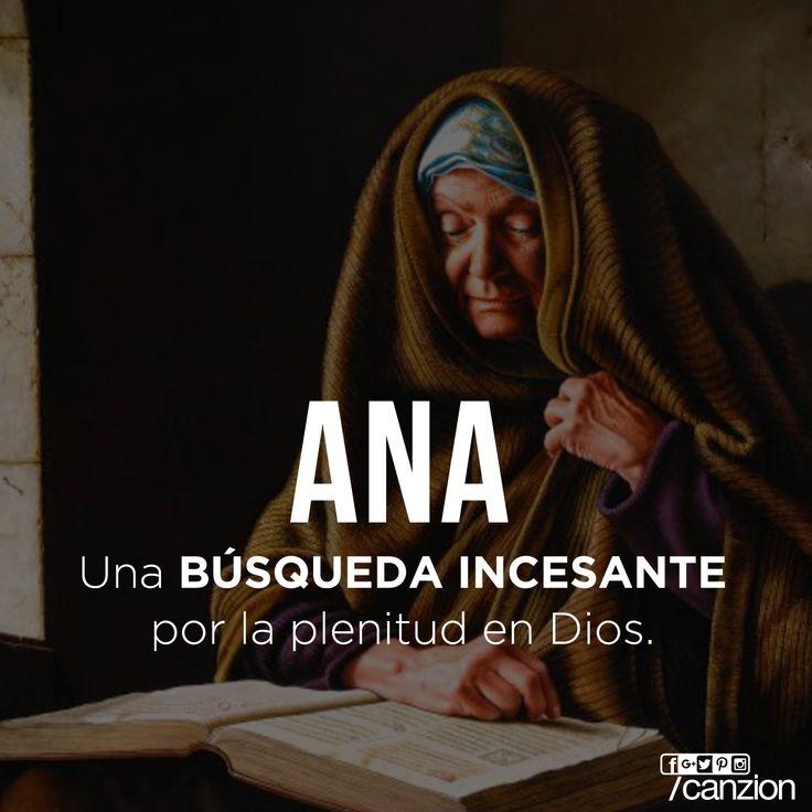 Lucas 2:36-38 Estaba también allí Ana, profetisa, hija de Fanuel, de la tribu de…