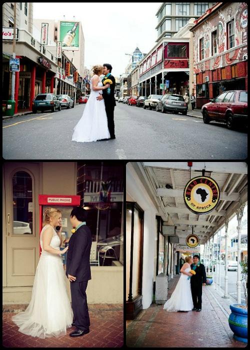 City wedding  www.weddingcouture.co.za