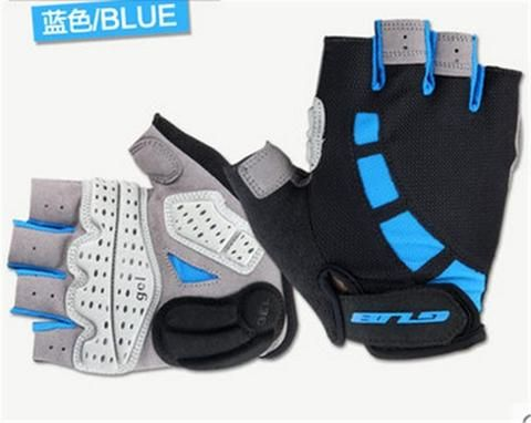 Brand Cycling Gloves Half Finger Mens Women's Bicycle Gloves Guantes Ciclismo MTB Mountain Sports Bike Gloves Mittens