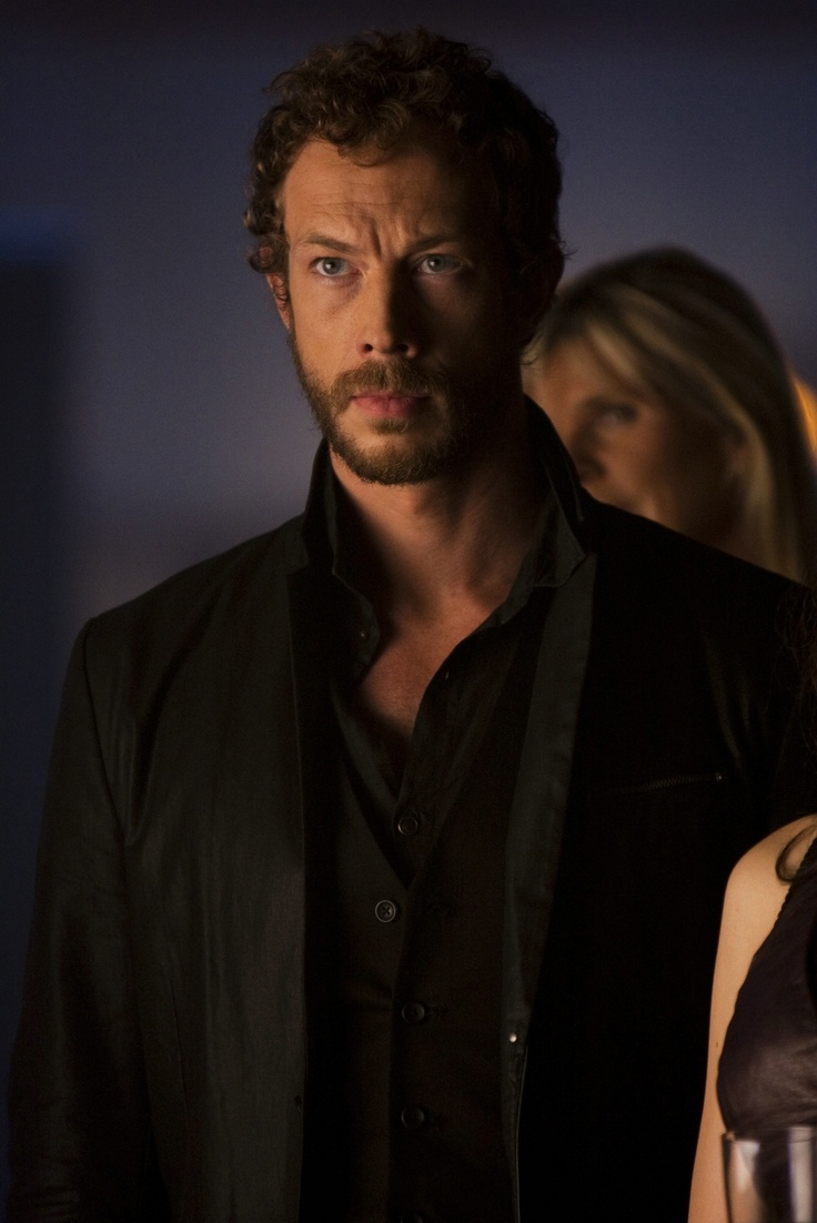 Kris Holden-Ried as Dyson on Lost Girl