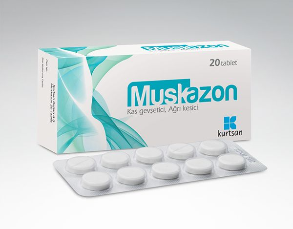 Muskazon Drug Package on Behance