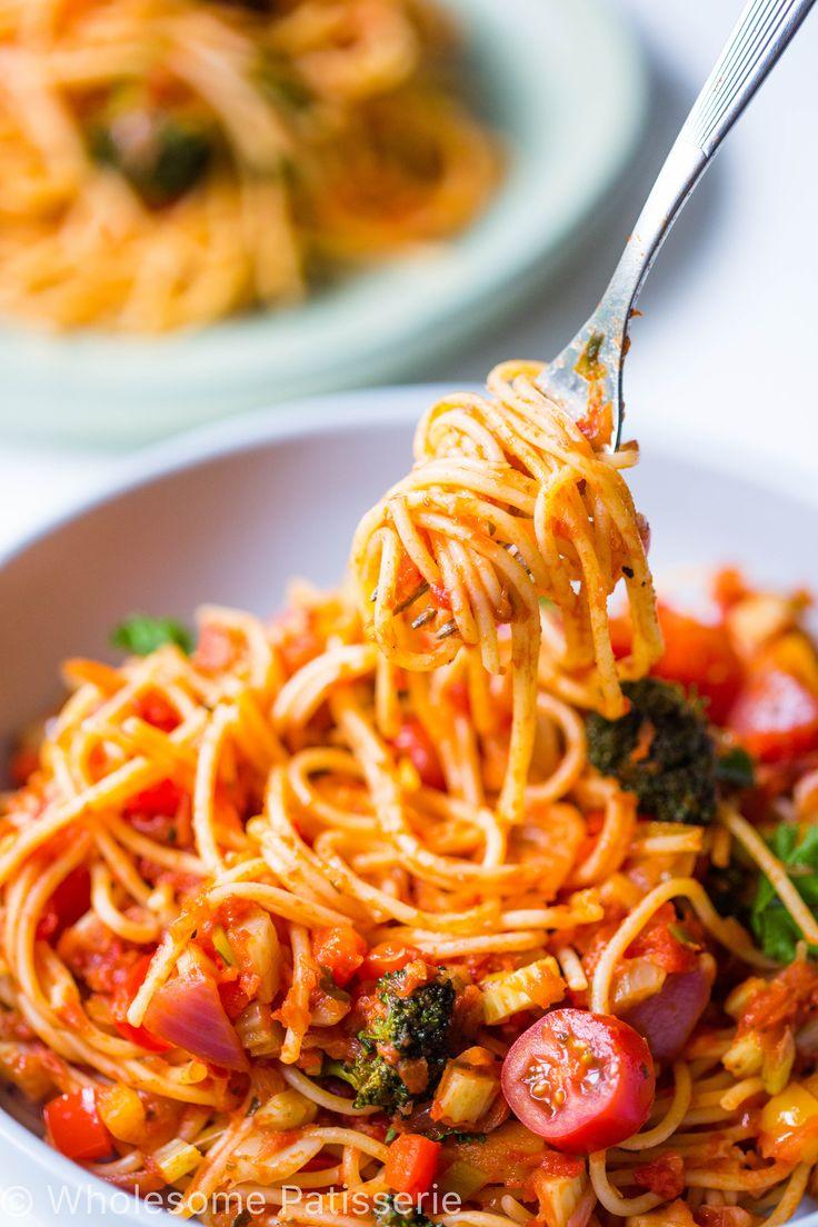 Easy Gluten Free Pasta Dish Recipe. Vegan Pasta Recipe. Cooking Gluten Free. Easy Vegan Spaghetti. Vegan Pasta.
