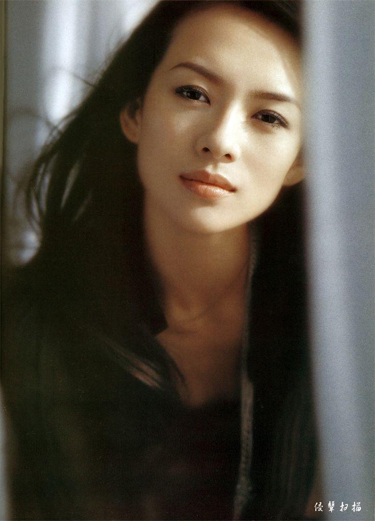 Zhang Ziyi, actress, China