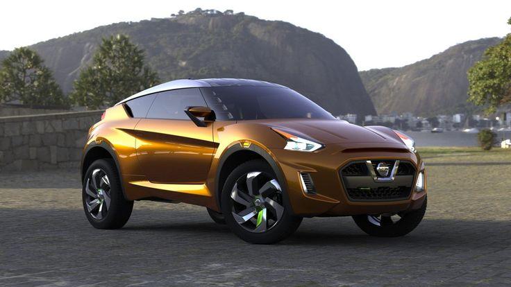 Salon automobile de Sao Paulo : découvrez le Nissan Extrem Concept