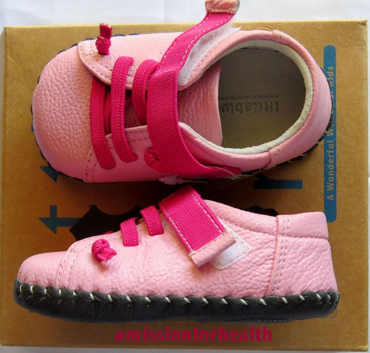 LITTLE BLUE LAMB  UPPER GENUINE LEATHER SUEDE LINEN PINK BABY GIRLS SHOES  #LittleBlueLamb #CasualShoes
